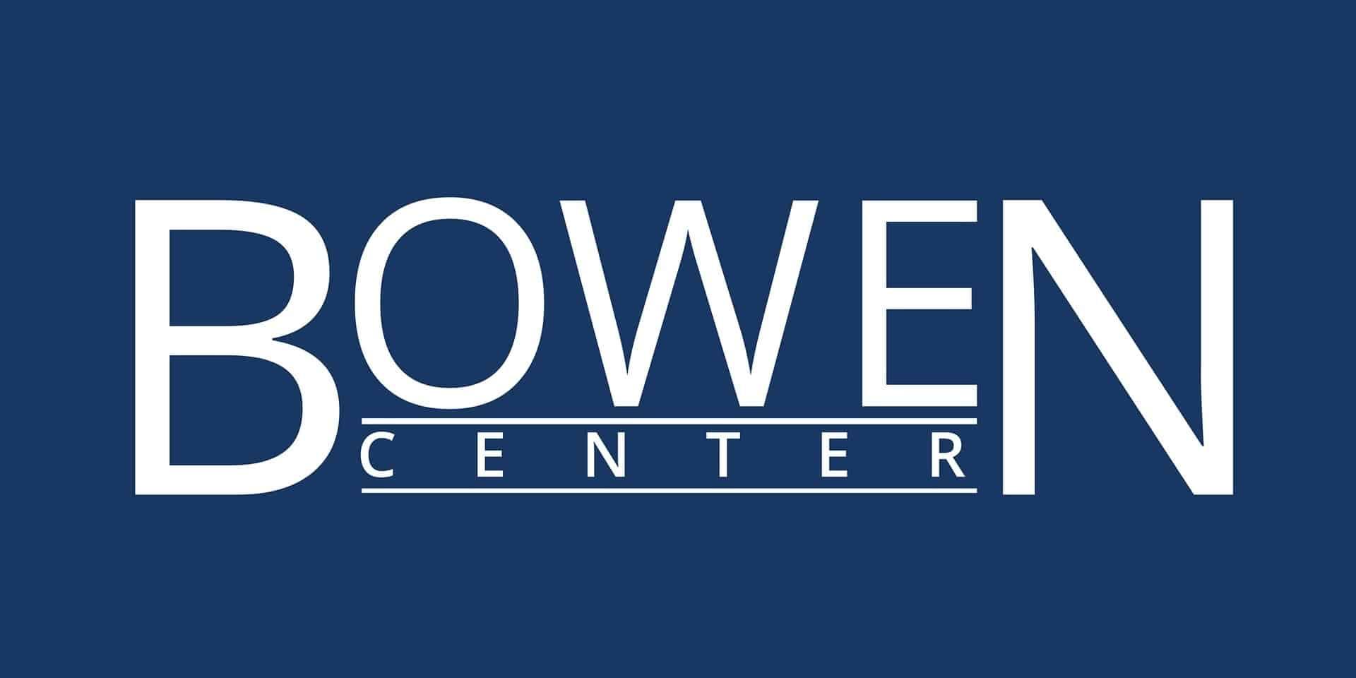 Bowen logo- blue